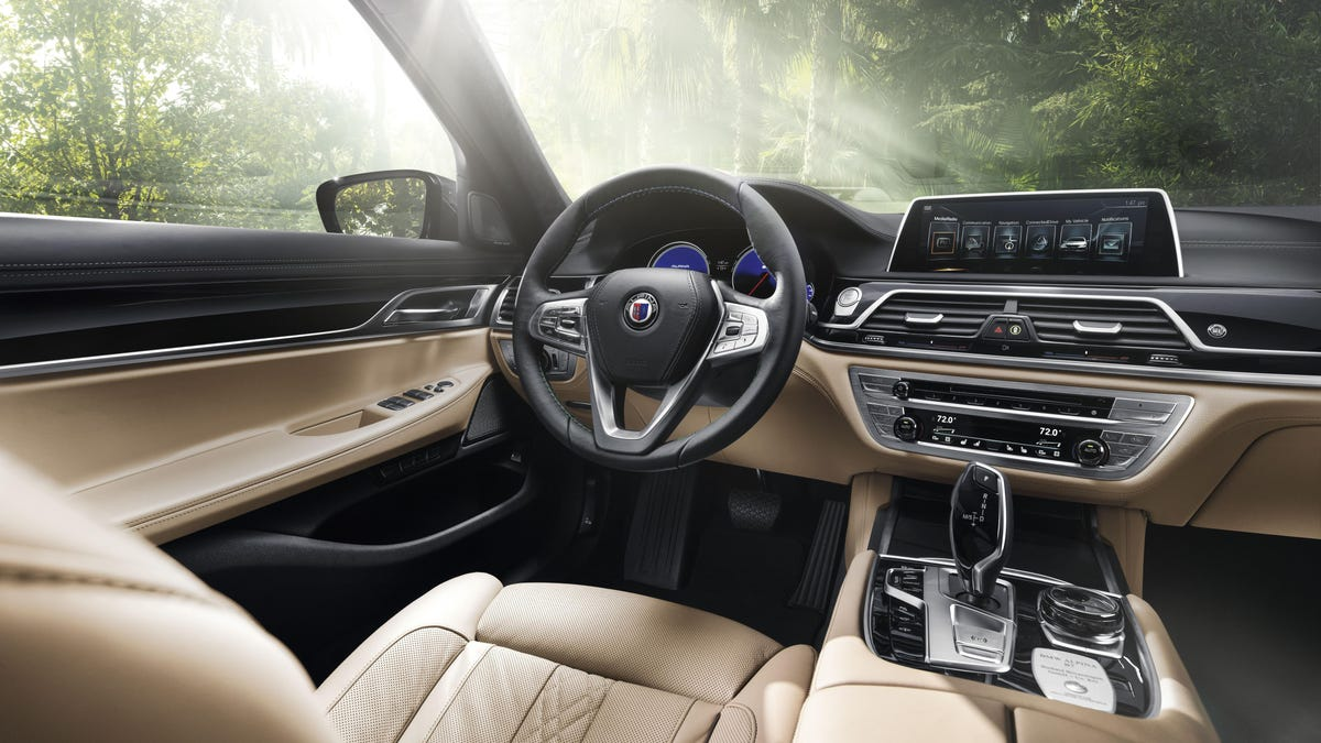 The Alpina B Is Your Horsepower M BMW Doesnt Have To - Bmw alpina b7 specs