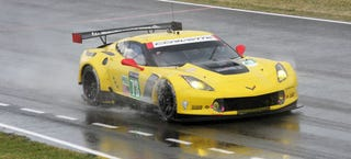 Illustration for article titled Fox's TV Schedule For The 24 Hours Of Le Mans Is Heinous