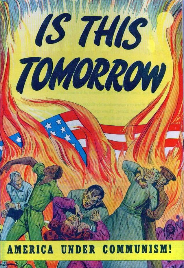 Anti-Communist propaganda