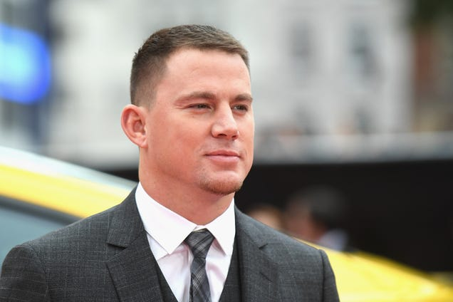 Channing Tatum's Gambit to remain in development hell