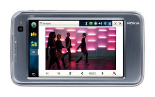 Illustration for article titled Nokia N810 Internet Tablet Officially Announced