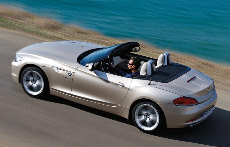 2009 BMW Z4 Hairdressers Rejoice