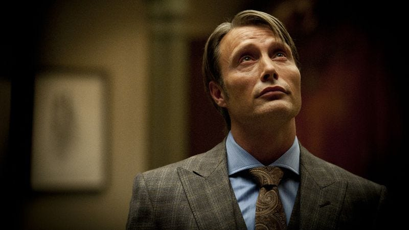 Illustration for article titled Bryan Fuller asked NBC to pull next week's Hannibal because real life is terrifying enough