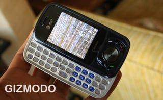 Illustration for article titled Lightning Review: Pantech Matrix Dual Slider Cellphone