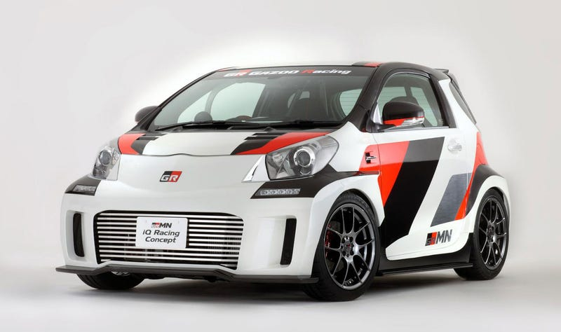 Toyotas Idea Of Sporty Cars - Sporty auto