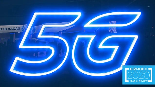 5G Was a Tax on Smartphones in 2020