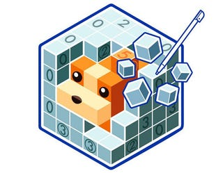 Illustration for article titled Picross 3D Finally Dated! For Europe!