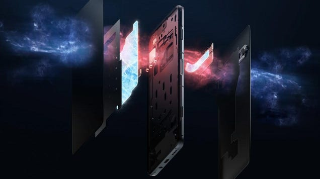 Xiaomi s Black Shark 4 Is a Gaming Phone With Real Shoulder Buttons