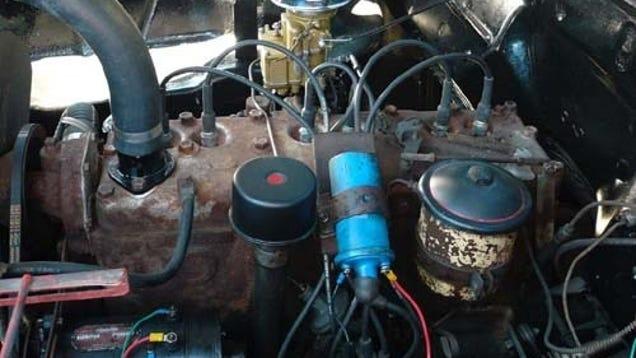 Engine Of The Day: Chrysler Flathead Six