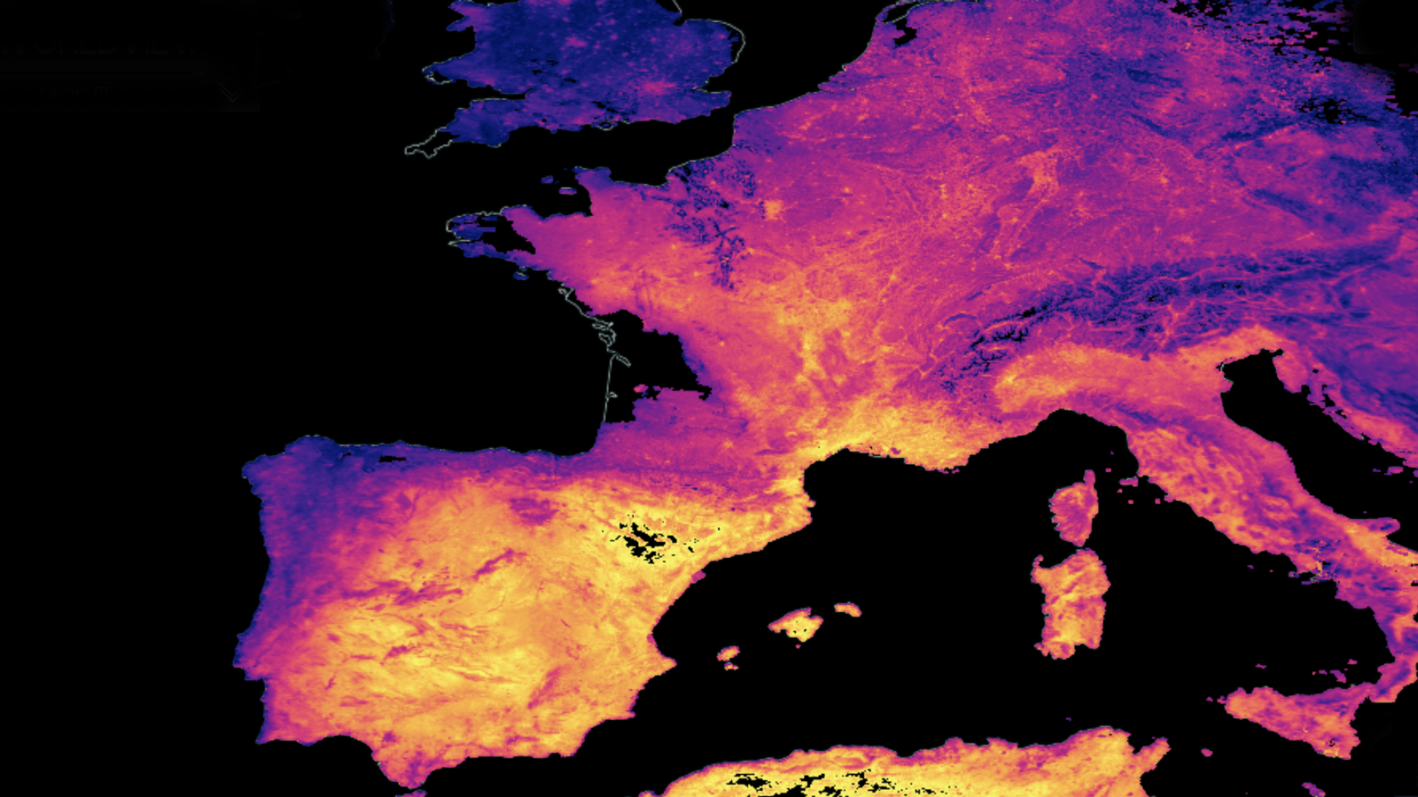 France Just Obliterated Its All-Time Heat Record