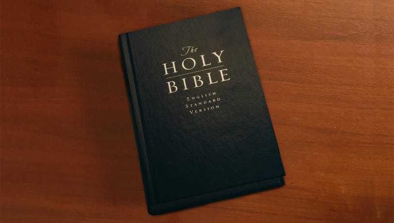 Illustration for article titled New Edition Of Bible Specifically Mentions Second Amendment
