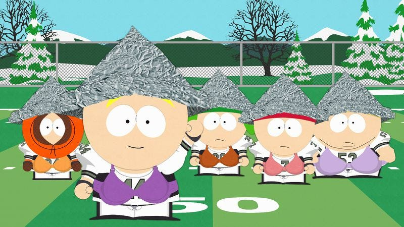 "Illustration for article titled South Park: ""Sarcastaball"""