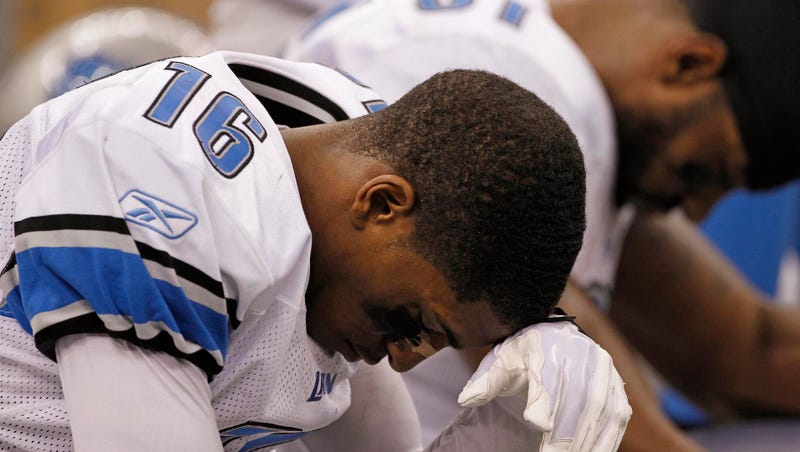 Former Lions receiver Titus Young sentenced to four years in prison