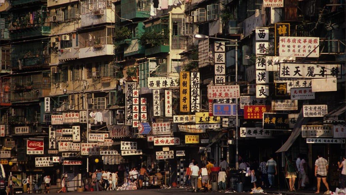Como Era Vivir En La Salvaje Kowloon La Ciudad Sin Ley Con La Mayor