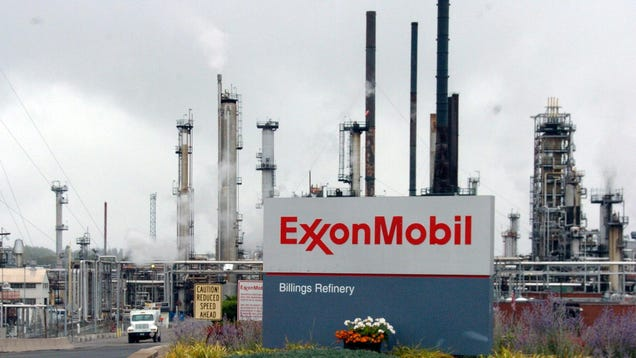 Exxon Lobbyists Reveal in Secret Recordings How They Manipulate Politicians and the Public