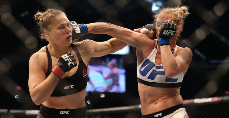Illustration for article titled Is Ronda Rousey A GLORY GIRL?
