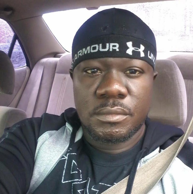 Alfred Olango, the man who was fatally shot by El Cajon, Calif., Police Officer Richard Gonsalves on Sept. 27, 2016 (Facebook)