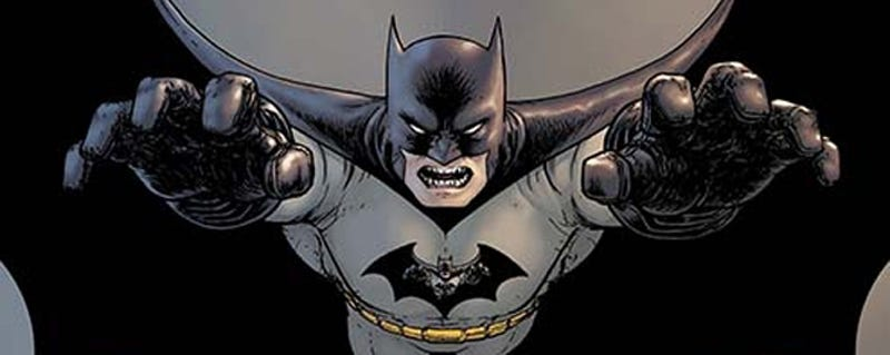 Illustration for article titled I shall become a Batmanman!