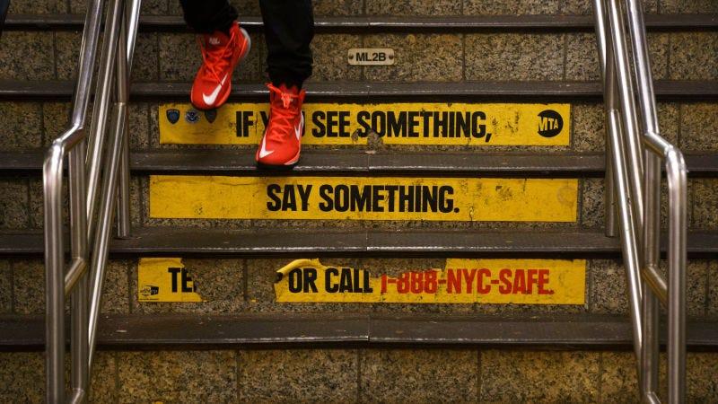 Illustration for article titled Alguien en Nueva York lleva semanas tirando de los frenos de emergencia y deteniendo los viajes en el metro
