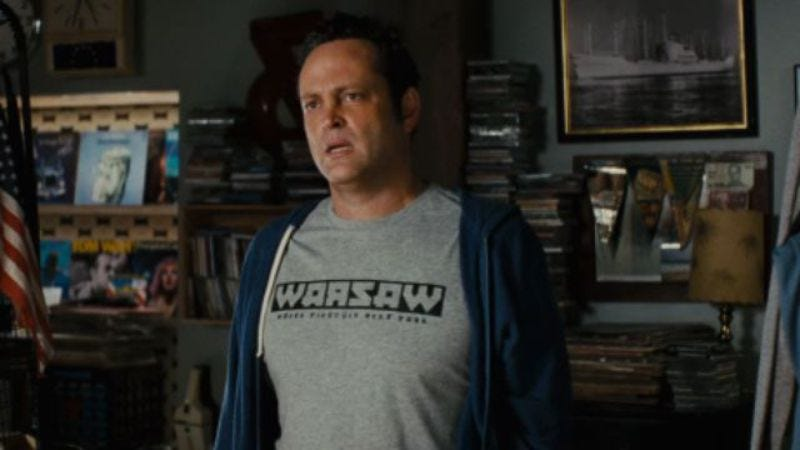 Illustration for article titled Vince Vaughn set to star in comedy about a prostitute-loving politician