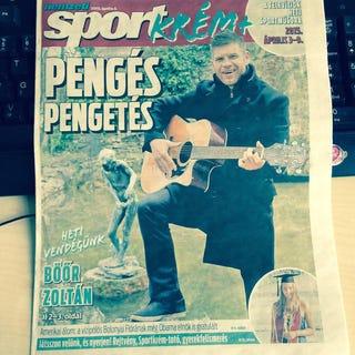 Illustration for article titled Na jó, a Nemzeti Sport a mai napot is megnyerte