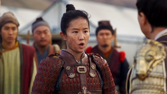 Disney s Mulan Faces Backlash for Thanking Chinese Region Marred by Human Rights Violations