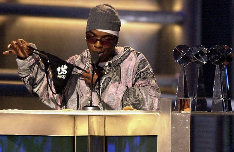 The real Sisqó in 2000 (Image via AP)