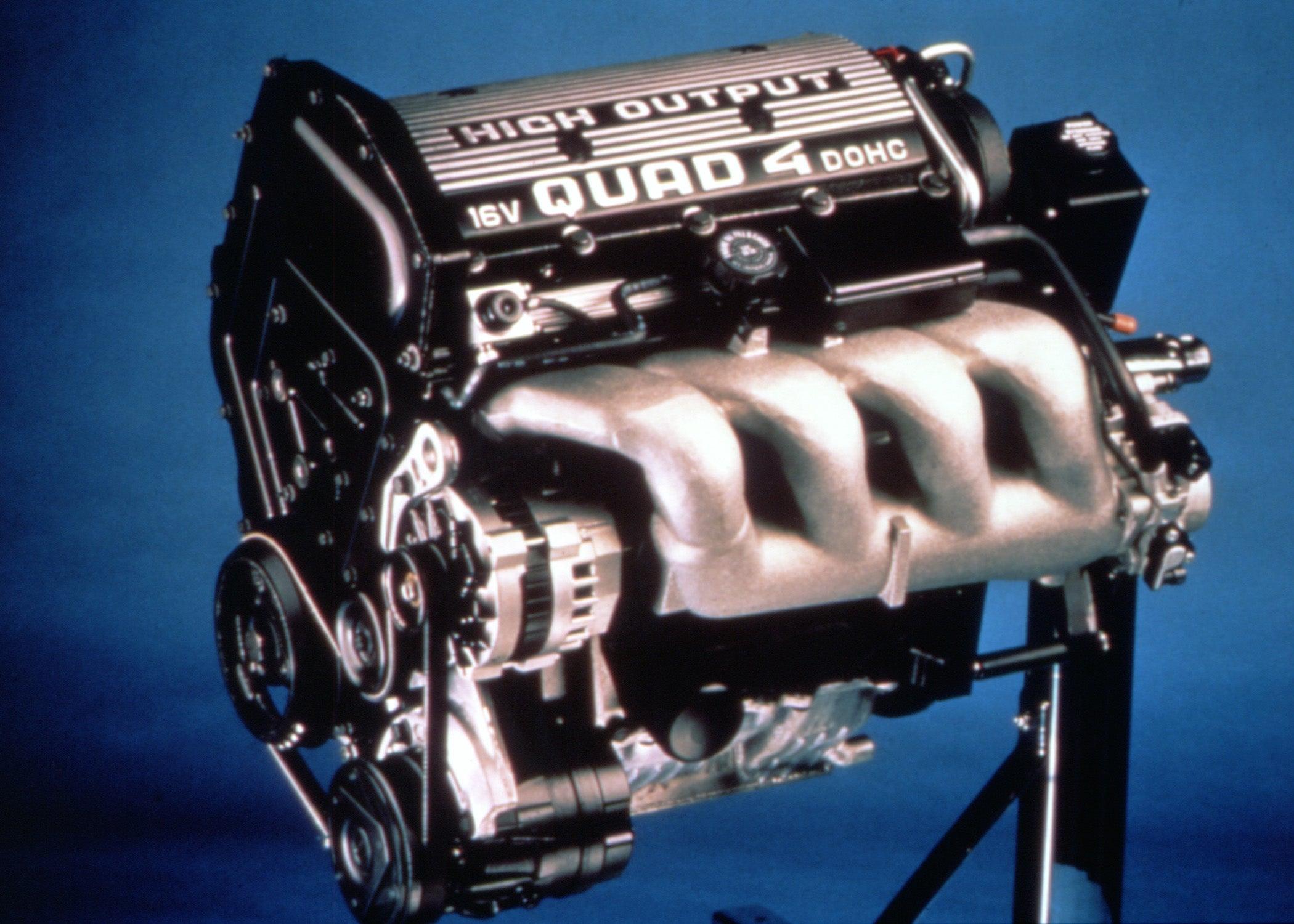 here\u0027s why the quad 4 was one of gm\u0027s most important engines everGm Quad 4 Engine Diagram On 4 Cylinder Iron Duke Engine Diagram For #15
