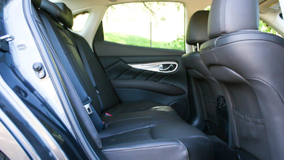 2011 Infiniti M: First Drive