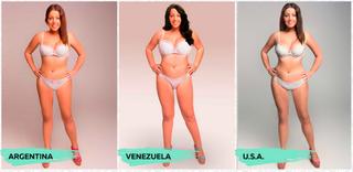 Illustration for article titled Így látják szépnek ugyanazt a nőt Kínától Argentínáig