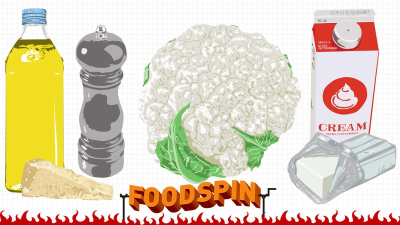 Illustration for article titled How To Make Mashed Cauliflower, Because It Goddamn Tastes Great