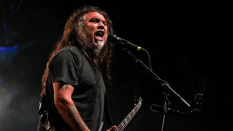 Tom Araya of Slayer (Photo: Getty Images,  Scott Legato)