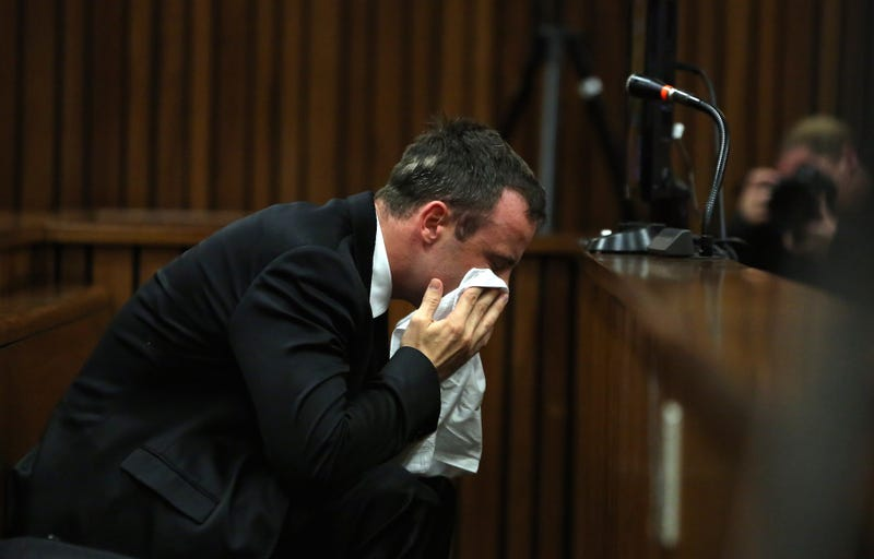 Illustration for article titled Oscar Pistorius Takes The Stand