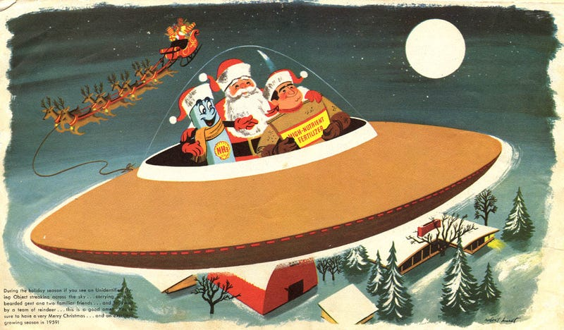 Illustration for article titled Advent 11: Landing on the Moon