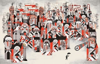 Illustration for article titled You Can Watch A Live Reading Of Orwell's 1984 Via Your Computer