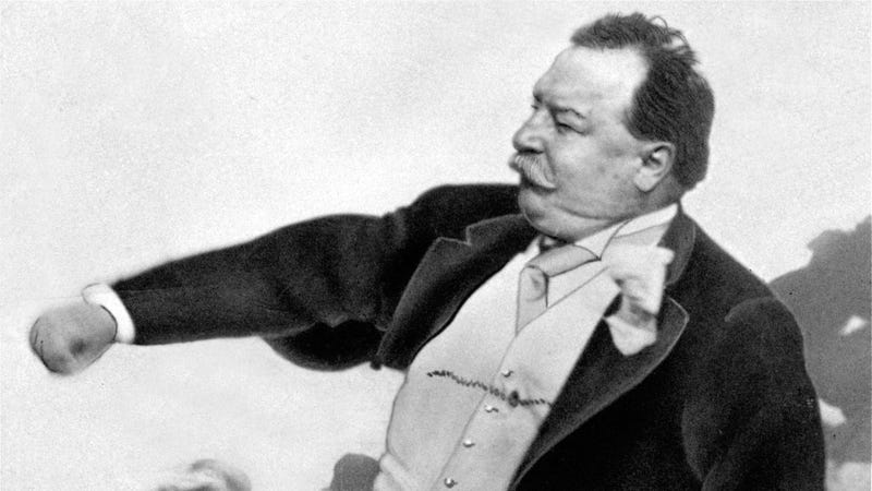Everything You Know About William Howard Taft And The Tub Is Wrong