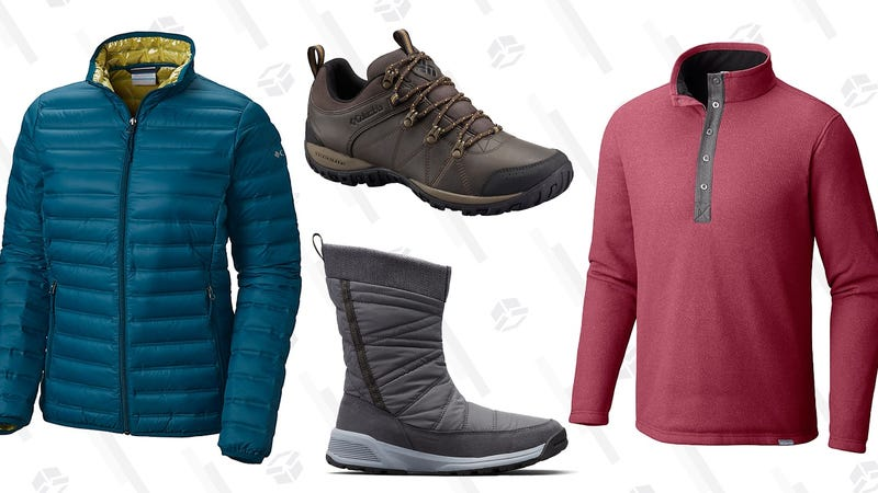 Up to 60% Off Web Specials | Columbia | Promo code 2FEB60