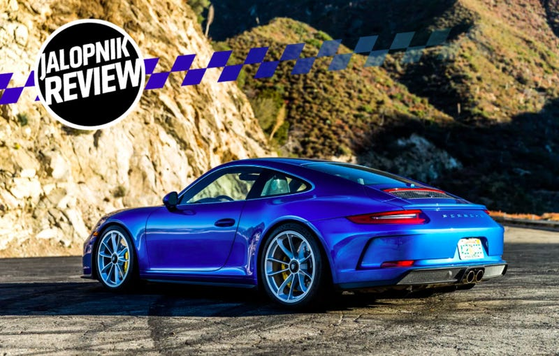 The 2018 Porsche 911 GT3 Touring Might Be The Best Road Car