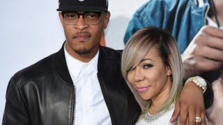 T.I. and TinyMARK RALSTON/AFP/Getty Images