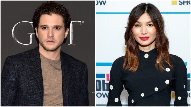 Illustration for article titled Marvel's Kevin Feige confirms that both Kit Harington and Gemma Chan are Eternals