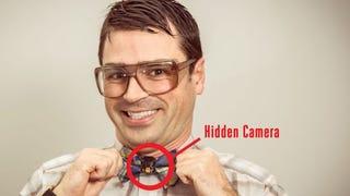 Illustration for article titled Build a Raspberry Pi-Powered Secret Spy Camera