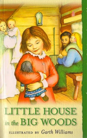 """Illustration for article titled Little House In The Big Woods: """"I Play With A Pig Bladder Like It's A Balloon"""""""