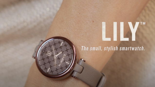 Garmin s Tiny Lily Smartwatch Doesn t Need All This Pandering Women-Centric Branding to Be Good