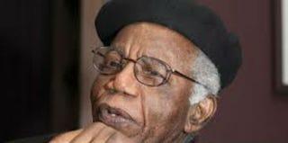 Chinua Achebe (YouTube)