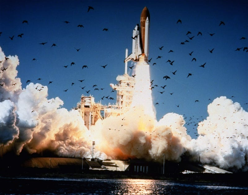 space shuttle explosion 1986 - photo #23