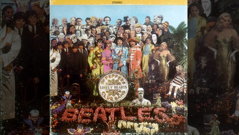 Illustration for article titled Report: Album As Good As 'Sgt. Pepper' Comes Out About Once Every Month