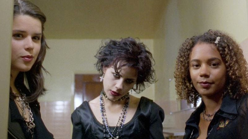 Illustration for article titled That remake of The Craft is really more of a sequel, mister