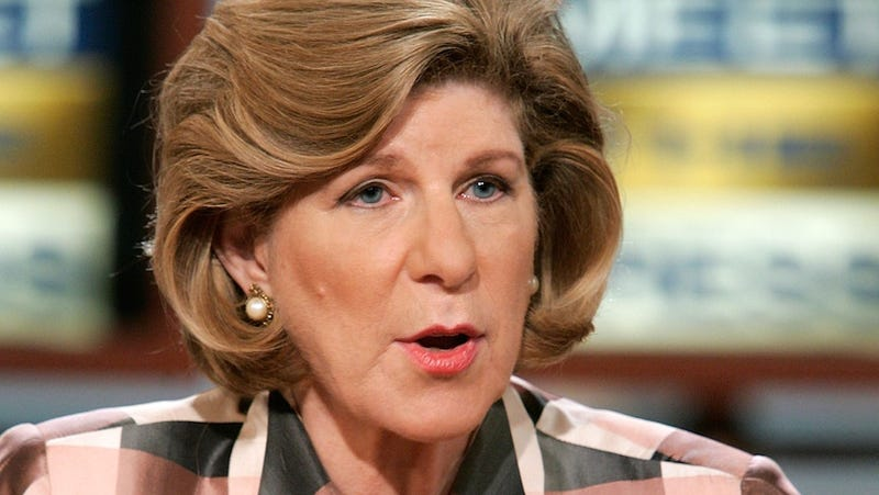 Illustration for article titled No, NPR Veteran Nina Totenberg Was Not Removed From The Roger Clemens Trial For Eating Potato Chips