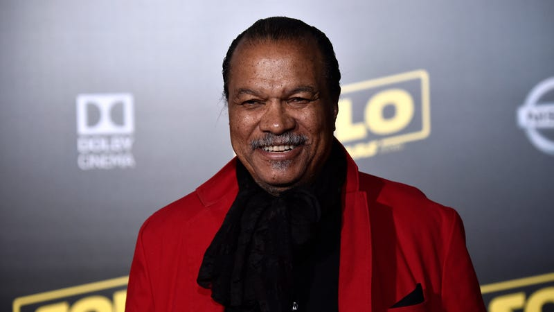 """Billy Dee Williams attends the Premiere Of Disney Pictures And Lucasfilm's """"Solo: A Star Wars Story"""" - Arrivals on May 10, 2018, in Los Angeles."""