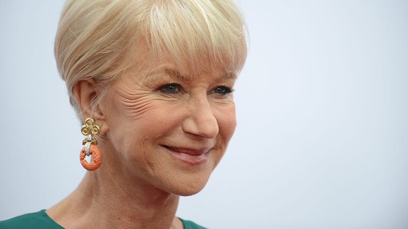 Illustration for article titled Helen Mirren Is Perfect